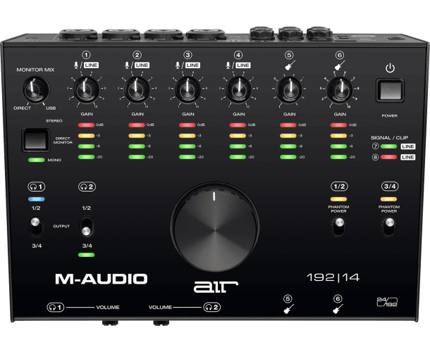 M-AUDIO - AIR 192 - 14