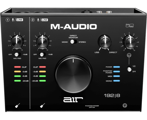 M-AUDIO - AIR 192 - 8