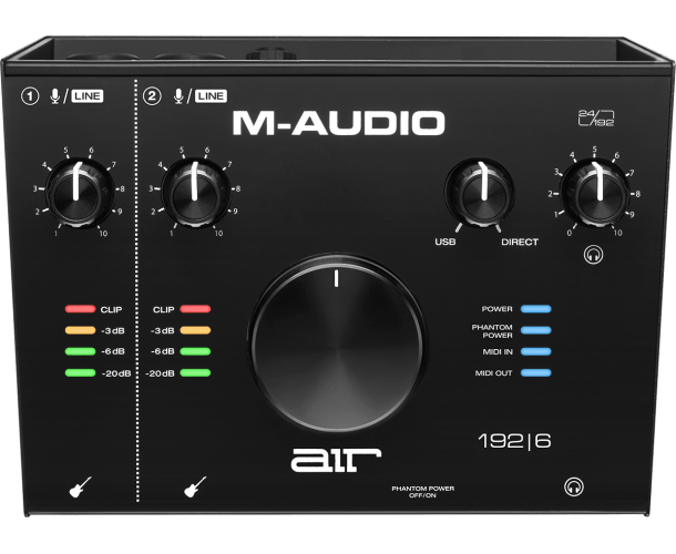 M-AUDIO - AIR 192 - 6