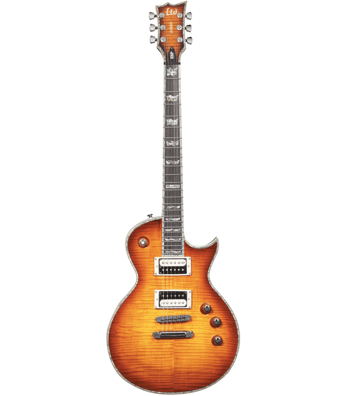 LTD - EC-1000 VINTAGE ANTIC SUNBURST