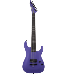 LTD - SC607B1H-PS STEF CARPENTER 600 7 STRINGS BARITONE PURPLE SATIN