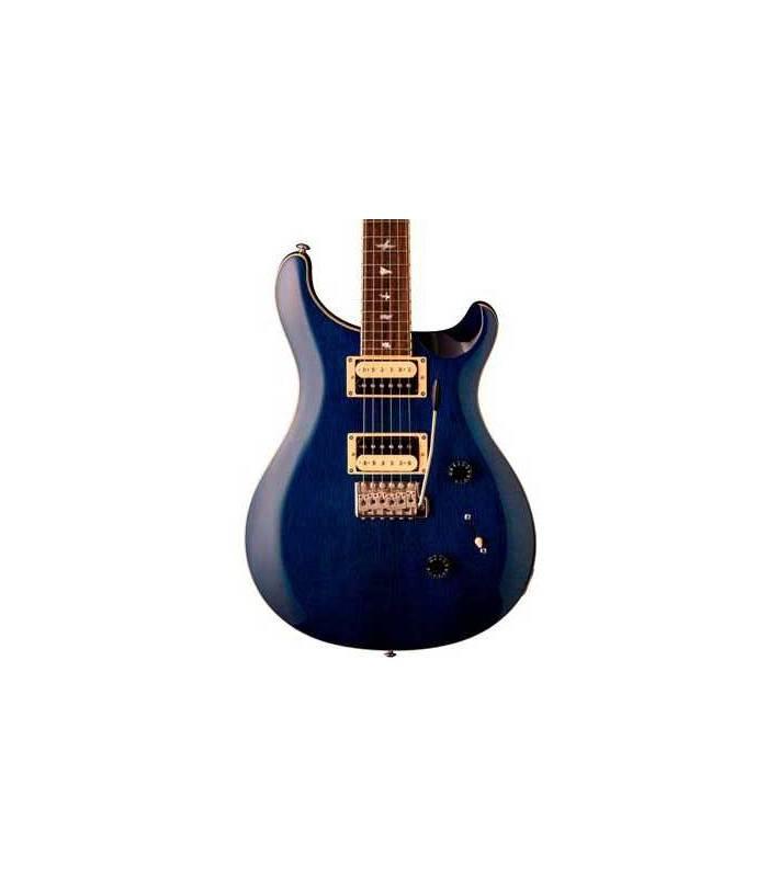PRS GUITARS SE STANDARD 24 TRANSLUCENT BLUE