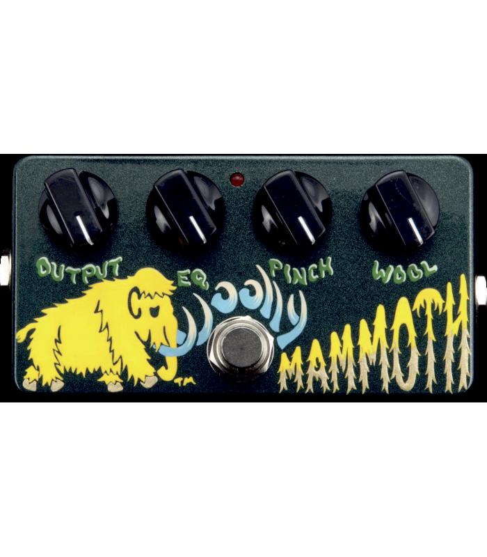 ZVEX EFFECTS - WOOLLY MAMMOTH W/LED