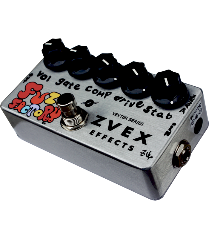 ZVEX EFFECTS - FUZZ FACTORY VEXTER