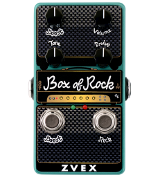 ZVEX EFFECTS - VERTICAL BOX OF ROCK VEXTER