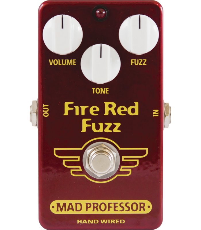 MAD PROFESSOR - FIRE RED FUZZ HW