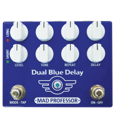 MAD PROFESSOR - DUAL BLUE DELAY FT