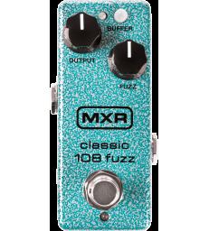 MXR - M296 CLASSIC 108 FUZZ MINI