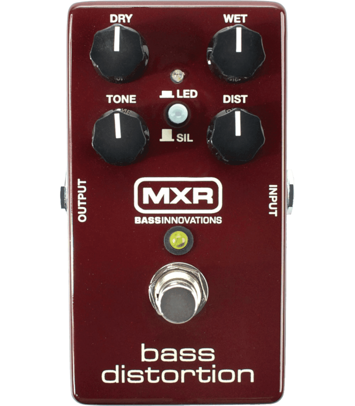 MXR - M85 BASS DISTORTION