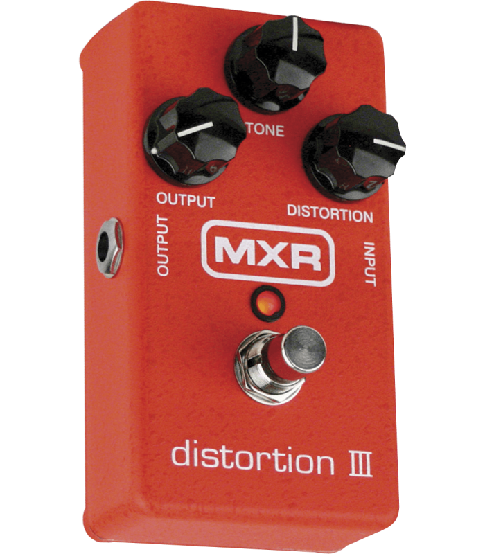 MXR - M115 DISTORTION III