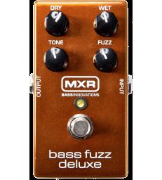 MXR - M84 BASS FUZZ DELUXE