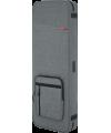 GATOR - GTR-ELECTRIC-GRY NYLON RIGIDE GUITARE ELECTRIQUE GRISE