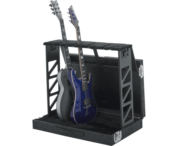 GATOR - GTR-STD4 STAND PLIABLE POUR 4 GUITARES
