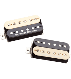 SEYMOUR DUNCAN - SNSS-Z SATURDAY NIGHT SPECIAL, KIT, ZEBRA
