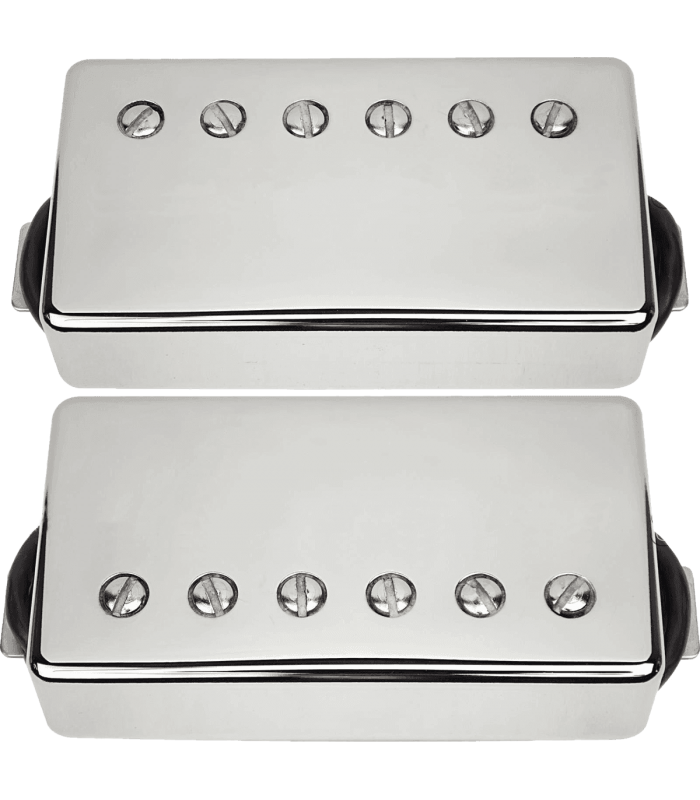 SEYMOUR DUNCAN - SH-PG1S-N PEARLY GATES, KIT NICKEL
