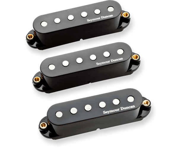 SEYMOUR DUNCAN - AN2801 ANTIQUITY TEXAS HOT, KIT NOIR