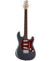 STERLING BY MUSIC MAN - CUTLASS SSS CHARCOAL FROST