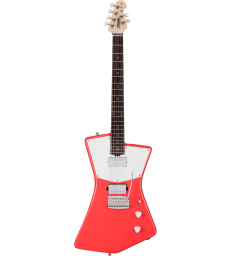 STERLING BY MUSIC MAN - STV60HH-FRD ST. VINCENT HH - FIESTA RED