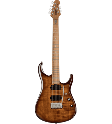 STERLING BY MUSIC MAN - JP150FM-ILB JP15 FLAME MAPLE ISLAND BURST