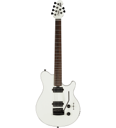 STERLING BY MUSIC MAN AX3S-WH-R1 - AXIS WHITE
