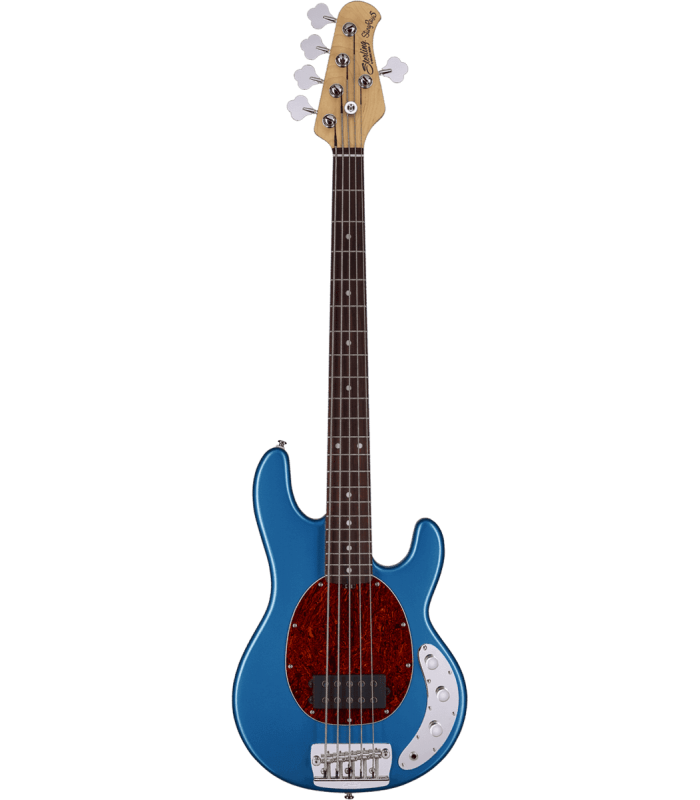 STERLING BY MUSIC MAN - RAY25CA-TLB-R1 STINGRAY5 CLASSIC - TOLUCA LAKE BLUE