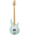 STERLING BY MUSIC MAN - RAY4-MG-M1 STINGRAY MINT GREEN