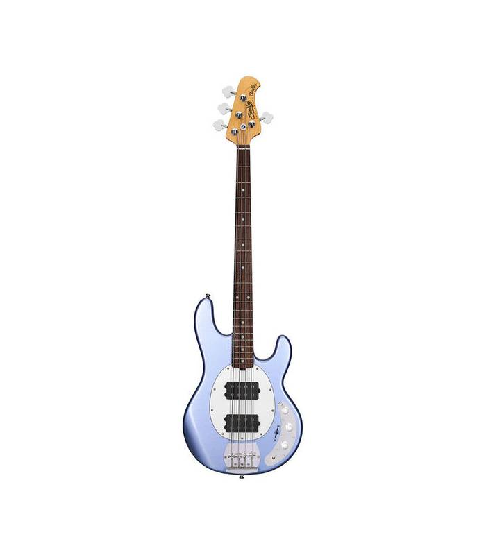 STERLING BY MUSIC MAN - RAY4HH-LBM-R1 STINGRAY HH LAKE BLUE METALLIC