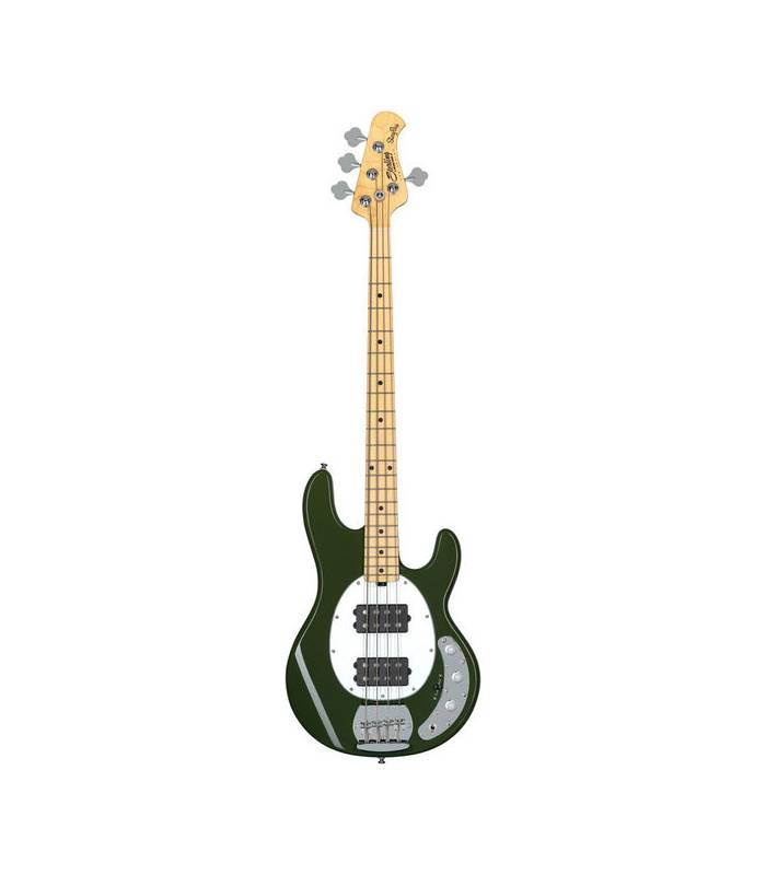 STERLING BY MUSIC MAN RAY4HH-OLV-M1 - STINGRAY HH OLIVE