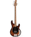 STERLING BY MUSIC MAN - RAY34QM-ILB-M2 STINGRAY - QUILTED MAPLE ISLAND BURST