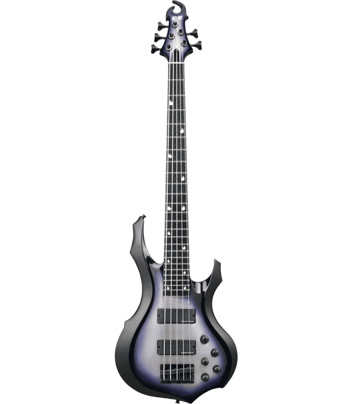 ESP - E-II SIGNATURE DORIS YEH PURPLE SILVER SUNBURST