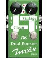MAXON - DB-10 DUAL BOOSTER