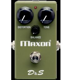 MAXON - D&S DISTORTION/SUSTAINER