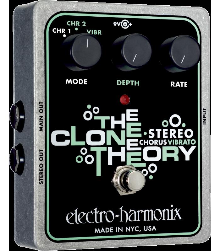 ELECTRO-HARMONIX - STEREO CLONE THEORY
