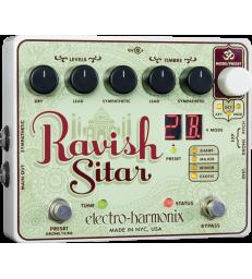 ELECTRO-HARMONIX - RAVISH SITAR