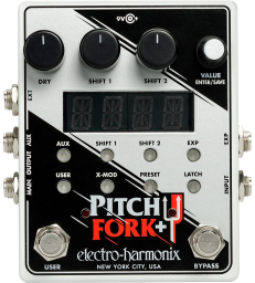 ELECTRO-HARMONIX - PITCH FORK PLUS