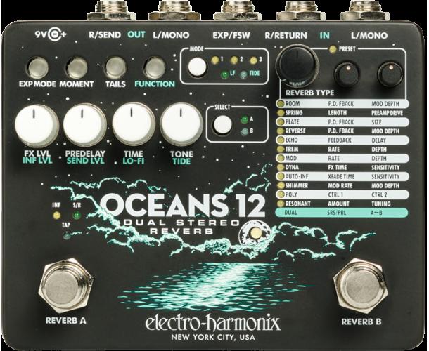 ELECTRO-HARMONIX - OCEANS 12