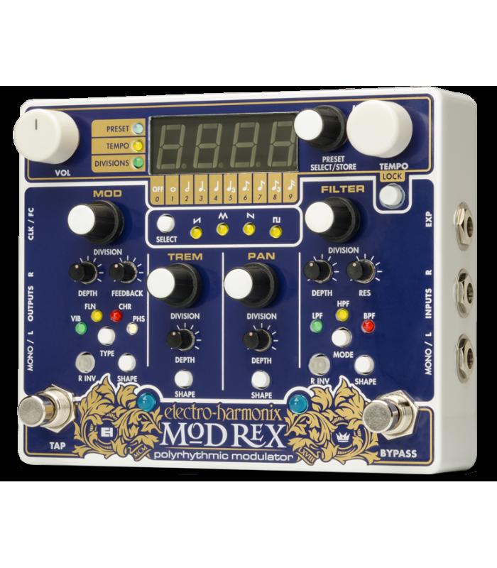 ELECTRO-HARMONIX - MOD REX