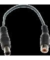 CIOKS - FLEX L0110 EIAJ TO RCA 24V OUTLET 10CM