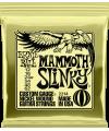 ERNIE BALL - MAMMOTH SLINKY 12-62