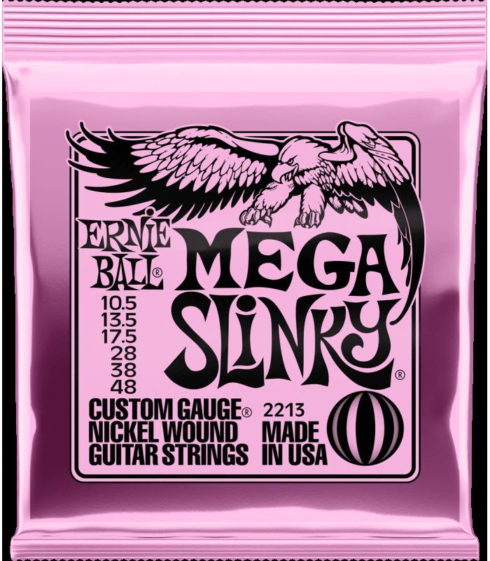ERNIE BALL - MEGA SLINKY 10,5-48