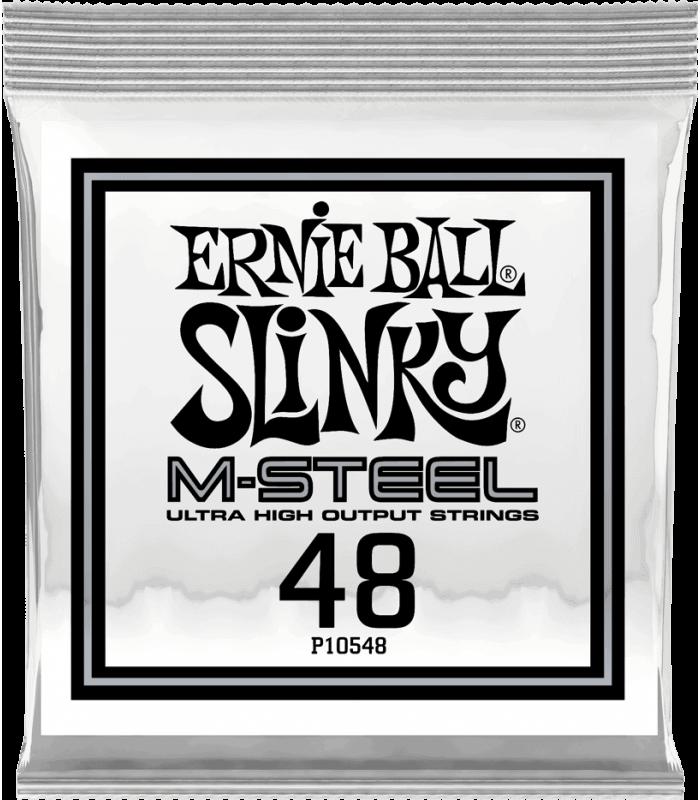 ERNIE BALL - SLINKY M-STEEL 48