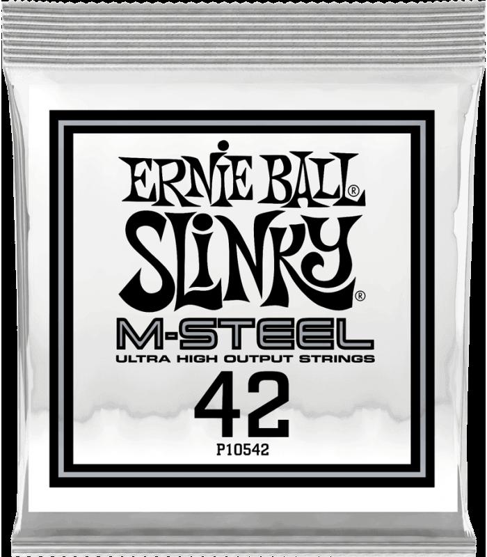 ERNIE BALL - SLINKY M-STEEL 42