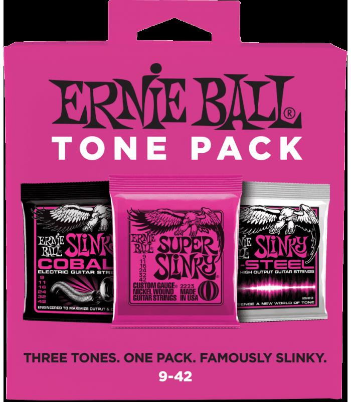 ERNIE BALL - TONE PACKS 9-42