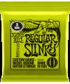 ERNIE BALL - REGULAR SLINKY 10-46 - PACK DE 3