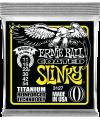 ERNIE BALL - SLINKY RPS COATED TITANIUM 11-54