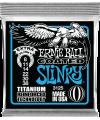 ERNIE BALL - SLINKY RPS COATED TITANIUM 8-38