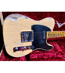 FENDER CUSTOM SHOP 2020 LIMITED EDITION 70TH ANNIVERSARY BROADCASTER HEAVY RELIC