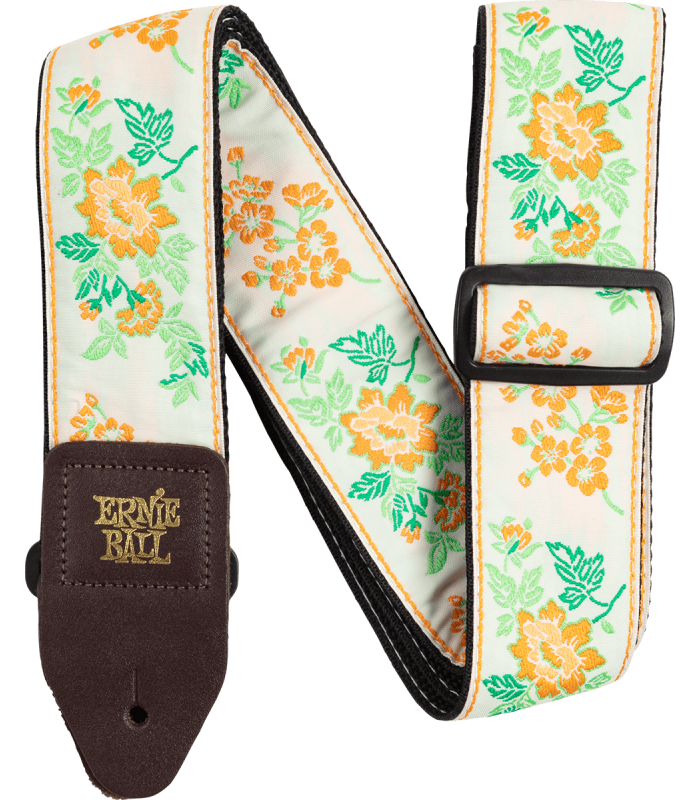 ERNIE BALL - SANGLE JACQUARD ALPINE MEADOW