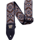 ERNIE BALL - SANGLE JACQUARD TRIBAL BROWN