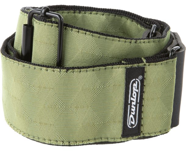 DUNLOP - JACQUARD - HEXAGON ECHO OLIVE